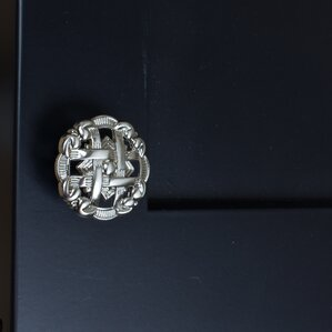 Celtic Medallion Novelty Knob
