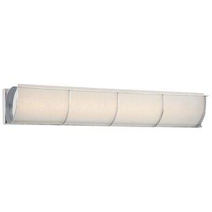 Orren Ellis Camillea 4-Light LED Bath Bar