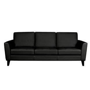 Brunet Leather Sofa