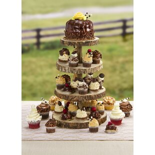 Bourquin Tiered Stand