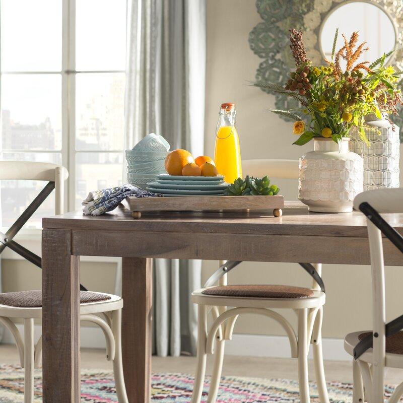 Beige Modernist Table Vase