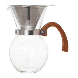 Pour Over Borosilicate Coffee Maker