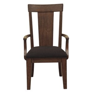 Wyckoff Upholstered Wood Dining Chair by ..