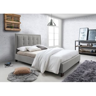 Lazaro Upholstered Platform Bed