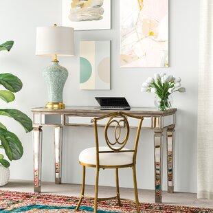 Hendon Mirrored Writing Desk