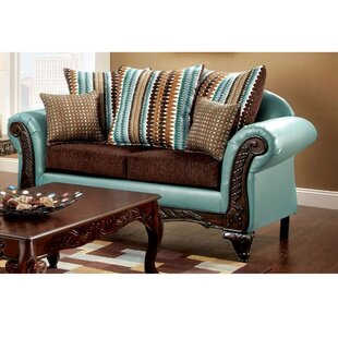 Bridgecliff Loveseat by Astoria Grand