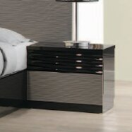Kahlil 2 Drawer Nightstand by Orren Ellis