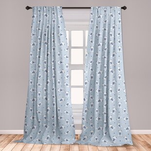 Toddler Window Curtain Wayfair