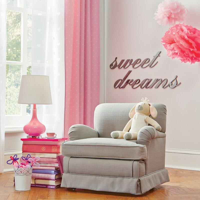 Birch Lane Kids™ Sweet Dreams Wall Decor & Reviews | Birch Lane