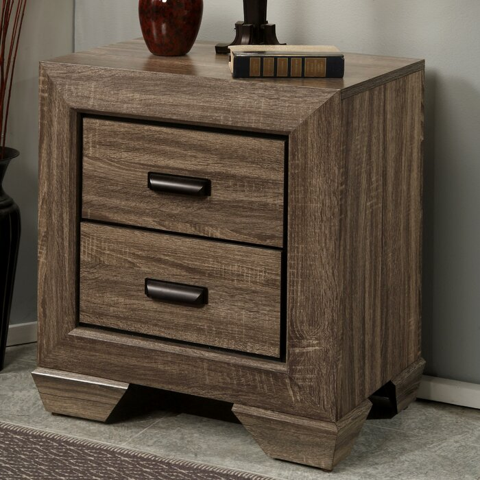 Brayden Studio Weldy Nightstand   Item# 11520