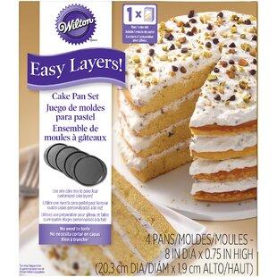 Easy Layers Round Cake Pan