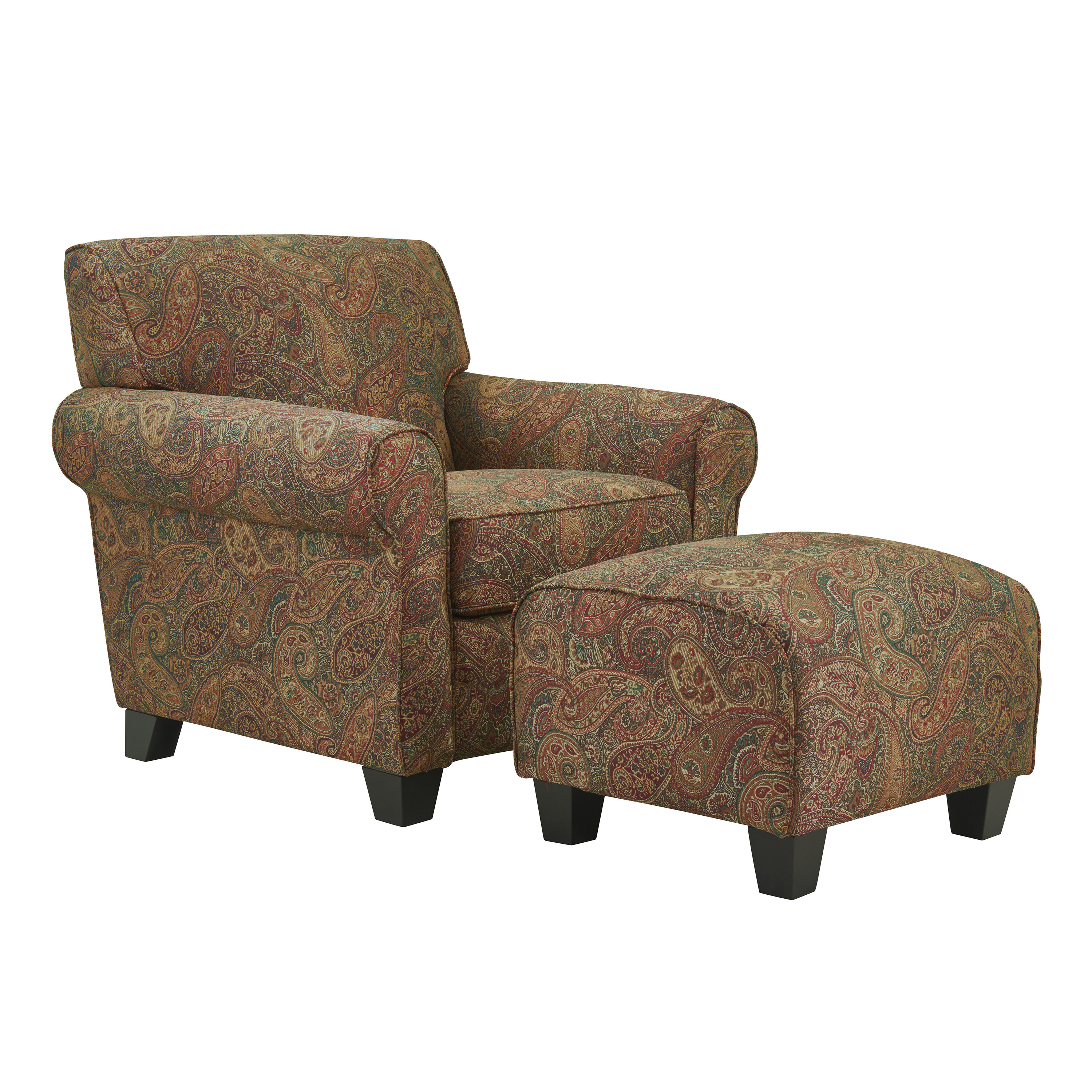 Chair Ottoman Sets You Ll Love In