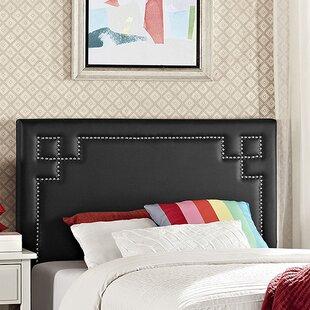 Everly Quinn Kerley Upholstered Panel Headboard