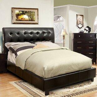 Rydell Upholstered Platform Bed by Winston Porter