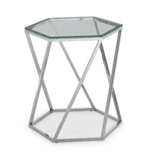 Compare Haines End Table by Brayden Studio