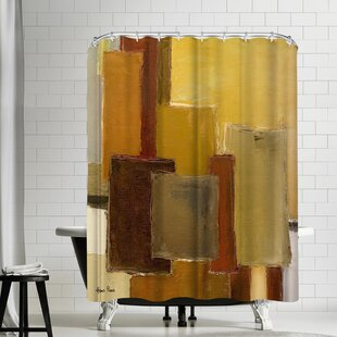 Hans Paus Concrescence Single Shower Curtain