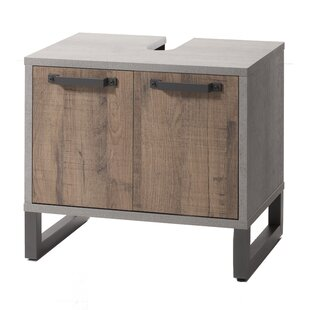 Okabena 70cm X 63cm Free Standing Cabinet By Mercury Row
