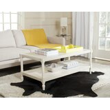 Griffin Solid Wood Coffee Table by Beachcrest Home™