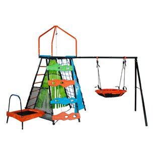 Sportspower Bell Peak Play Swing Set (Wayfair Exclusive)