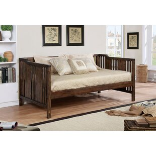 Royster Daybed with Mattress by Loon Peak