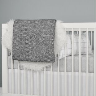 Affordable Wachapreague Modern 3 Piece Crib Bedding Set ByGreyleigh