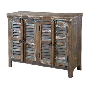 Lucilla 4 Door Accent Cabinet