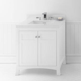 Hampton 30 Single Bathroom Vanity Set by Ronbow