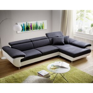 Ecksofa Pearl von All Home