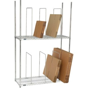 Nexel 2 Level Carton Stand Unit