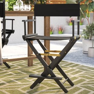 Mercury Row Korte Premium Folding Director Chair
