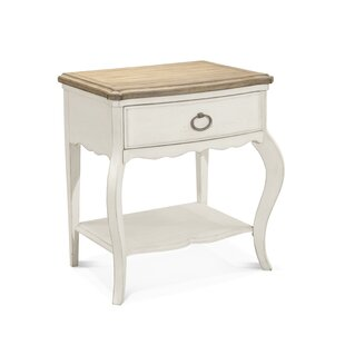 Millbrook Leg 1 Drawer Nightstand by Panama Jack Home