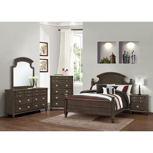 Daley Panel Configurable Bedroom Set by Darby Home Co