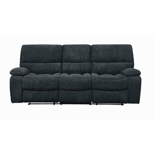 Nickols Reclining Sofa by Red Barrel Studio