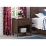 Hassinger 1 - Drawer Nightstand by Canora Grey