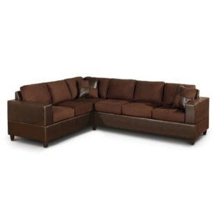 Red Barrel Studio Kennell Reversible Modular Sectional