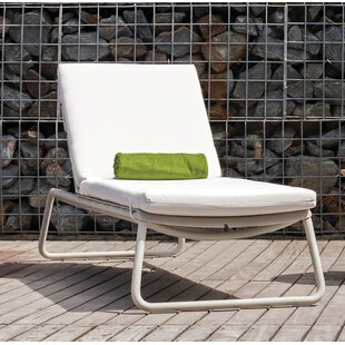 OASIQ Corail Indoor/Outdoor Sunbrella Chaise Lounge Cushion