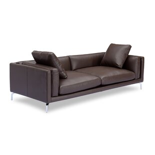 Tia Loft Leather Sofa