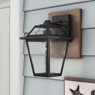 Affordable Beardsley 1-Light Outdoor Wall Lantern By Darby Home Co