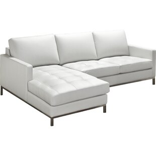 244 Series Leather Sectional by Lind Furniture Wonderful