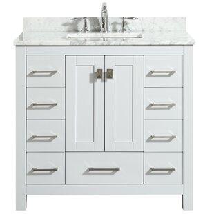 Reviews Furlow 36 Single Bathroom Vanity Set ByWrought Studio