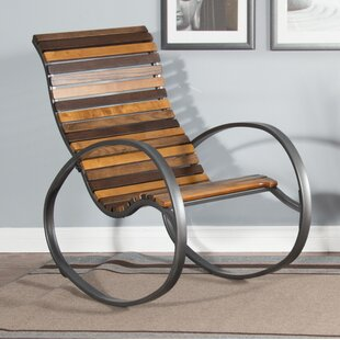 Looking for Oona Rocking Chair Millwood Pines
