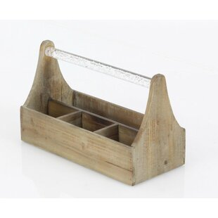 Jessie Wood Tabletop Wine Bottle Rack by ..