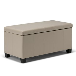 Dover Storage Ottoman by Simpli Home