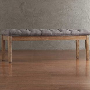 Neumann Wood Bench by Thre..