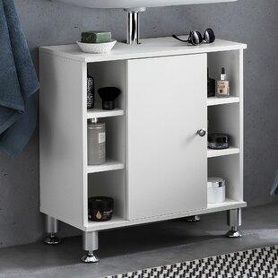 Korando 60cm Free-Standing Under Sink Storage Unit By 17 Stories
