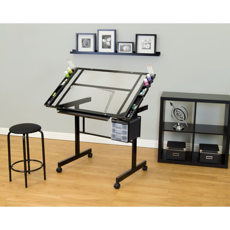 Studio Designs Vision Drafting Table And Stool