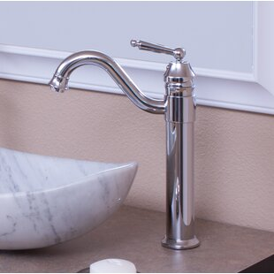 Novatto Century Single Hole Bathroom Faucet