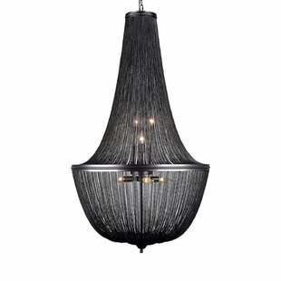 Rosdorf Park Lininger 10-Light Chandelier