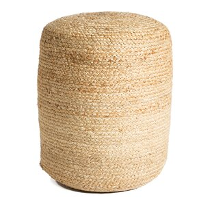Piedmt Pouffe By Bay Isle Home