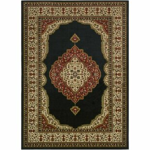 Great choice Marvin Black/Khaki Area Rug By Charlton Home